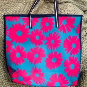 Estée Lauder and Lilly Pulitzer totes- SET